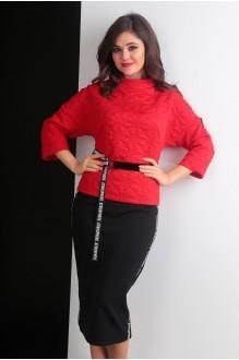 Мода-Юрс 2440 красный +черный
