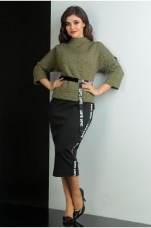 Мода-Юрс 2440 зеленый + черный
