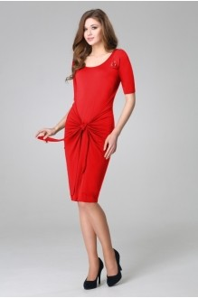 Последний размер Teffi Style 1173 красный