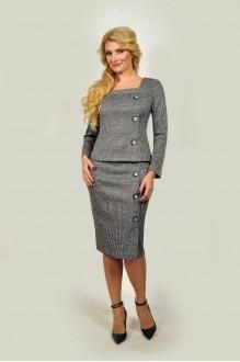 Модель *Распродажа SandyNa 13532-1 серый
