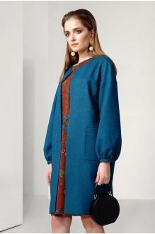 Пальто GIZART 7116 пальто+платье фото 1