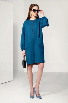 Пальто GIZART 7116 пальто+платье фото 2