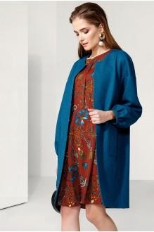 Пальто GIZART 7116 пальто+платье фото 3