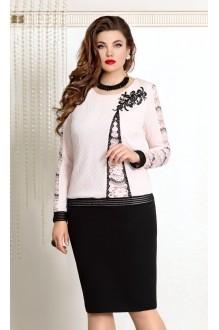Vittoria Queen 7763  розовый+черный
