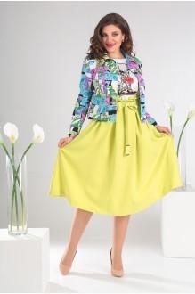 Мода-Юрс 2400 лимонный