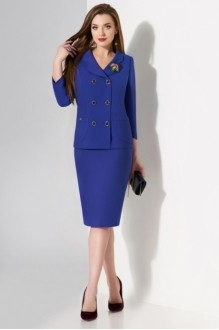 *Распродажа Lissana 3466 королевский синий