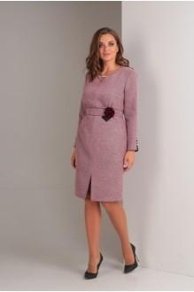 Повседневные платья *Распродажа *Распродажа Анастасия Мак 545 сирень фото 2