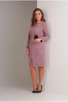 Повседневные платья *Распродажа *Распродажа Анастасия Мак 545 сирень фото 3