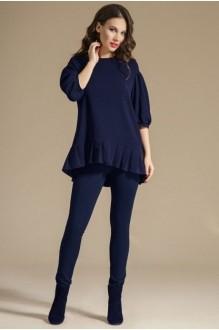 *Распродажа Teffi Style 1239 темно-синий