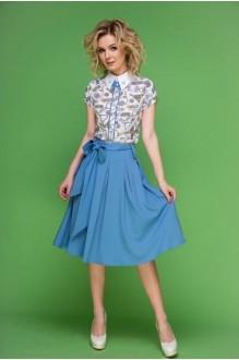 *Распродажа Euro-moda 160 голубой