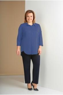 Ksenia Stylе 1621 синий+темно-синий
