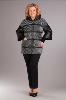 Куртки *Распродажа *Распродажа Ива 689 серый фото 1