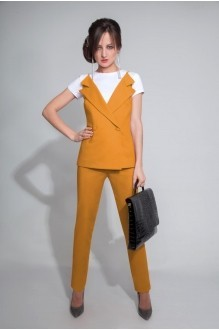 Elpaiz 396 оранжевый+белый