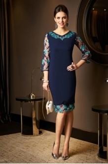 Вечерние платья *Распродажа *Распродажа Lissana 3518 темно-синий фото 1