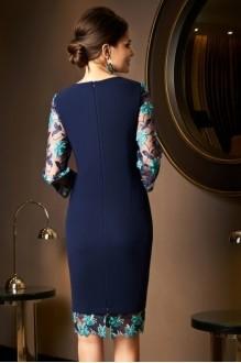 Вечерние платья *Распродажа *Распродажа Lissana 3518 темно-синий фото 4