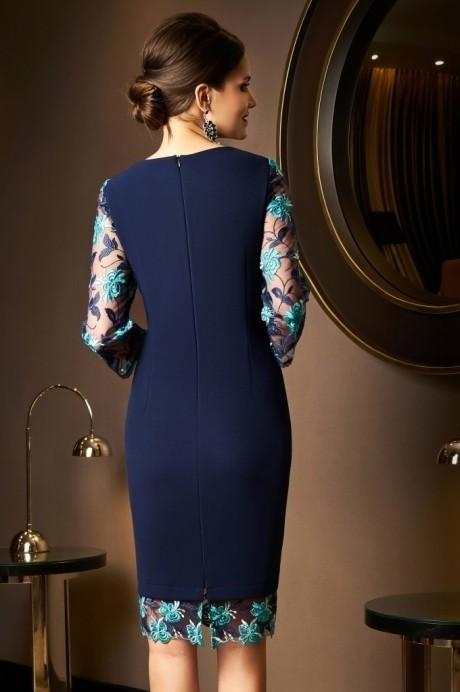 Последний размер *Распродажа Lissana 3518 темно-синий