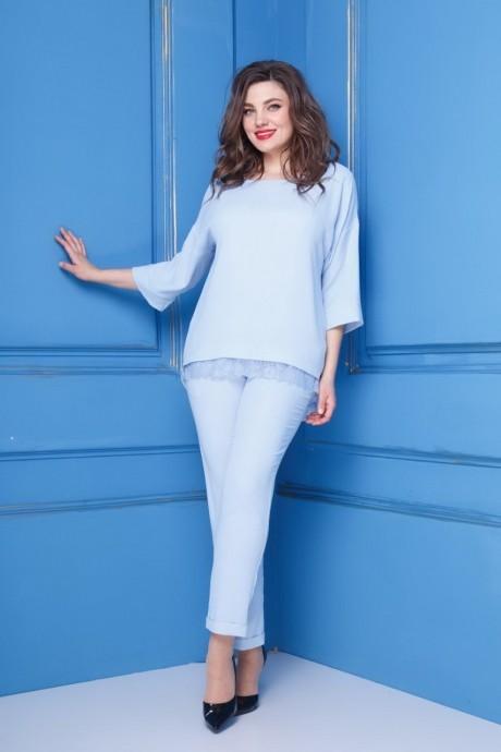 Anastasia 224 нежно-голубой