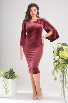 Мода-Юрс 2454 бордовые оттенки