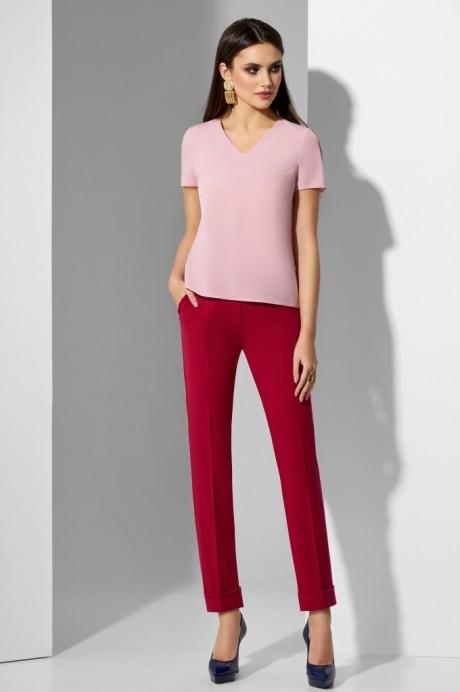 Lissana 3626 розовый павлин+розовый