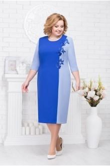 Нинель Шик 2194 василек+голубой