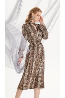 Повседневные платья DiLiaFashion 0208 змея фото 2