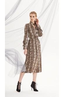Повседневные платья DiLiaFashion 0208 змея фото 3