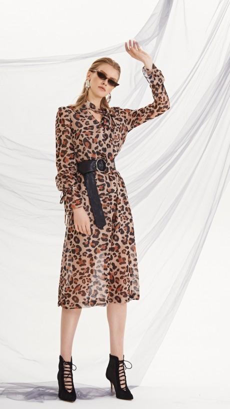 DiLiaFashion 0208 леопард