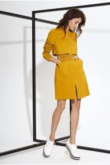 Повседневные платья Buter 631 жёлтый фото 1