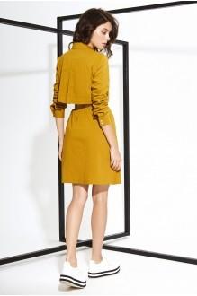 Повседневные платья Buter 631 жёлтый фото 2