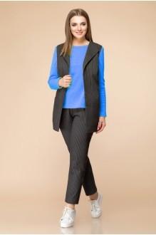 *Распродажа Romanovich Style 3-1671 голубой/чёрный