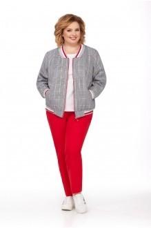 Pretty 692 с красными брюками