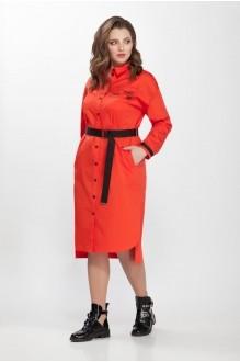 Летние платья Prestige 3621 оранжевый фото 1