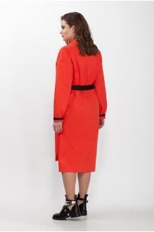 Летние платья Prestige 3621 оранжевый фото 2