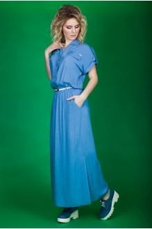 Euro-moda 107 небесно-голубой