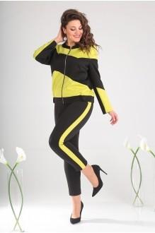 Мода-Юрс 2389 чёрный + салат