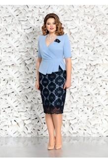 Mira Fashion 4580 -3 голубой с синим