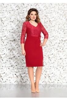 Mira Fashion 4567 красное кружево