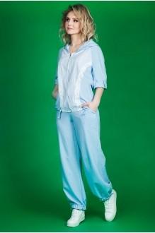 Euro-moda 202 небесно-голубой