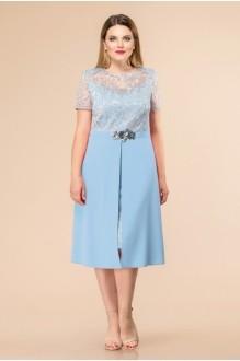 Модель *Распродажа Romanovich Style 1-1633 голубой