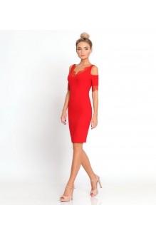 Вечерние платья Prio 181180 красный фото 1