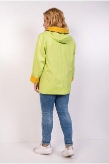 Куртки TricoTex Style 1904 яблоко + горчица  фото 5