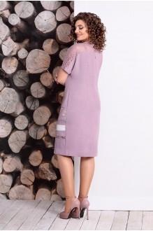 Летние платья Мублиз 327 пыльная роза фото 2
