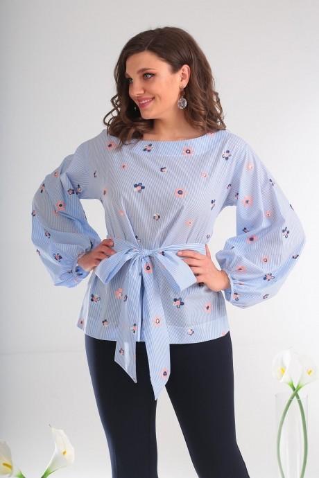 Мода-Юрс 2407 голубой