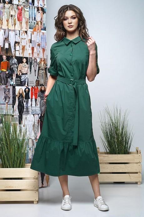Длинные платья, платья в пол Fantazia Mod 3382 бутылка