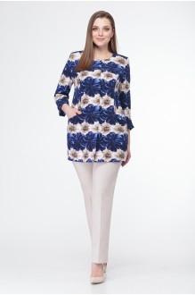 Deluiz N 104 -1 светлые брюки