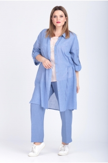 Карина Делюкс 125 голубой