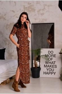 Buter 665 рыжий леопард