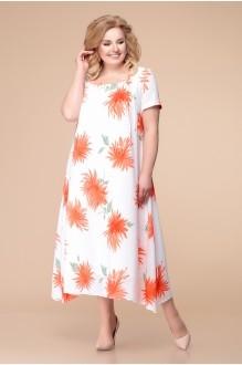 Romanovich Style 1-1332 белый+оранжевый