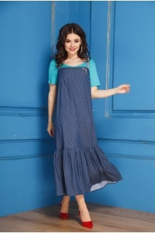 Anastasia 280 сарафан+блуза