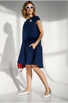 DRESS CODE 1006 -1 синий